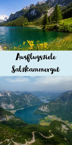 My most beautiful destinations (in nature) in the Salzkammergut - Sophia& world - I took a closer look at the Dachstein-Salzkammergut region and now show you my selection of the mos - Asia Travel, Solo Travel, Places To Travel, Travel Destinations, Les Continents, Reisen In Europa, Nightlife Travel, Beautiful Places To Visit, Culture Travel