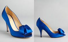 kate spade new york Peep Toe Pumps - Clarice High Heel