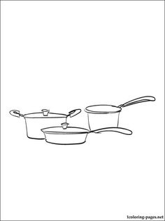 Tools Coloring Pages AZ Coloring Pages Cookbooks Pinterest