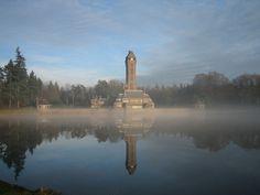 Casinò da caccia St. Hubertus;  H. P. Berlage; Parco di Otterlo