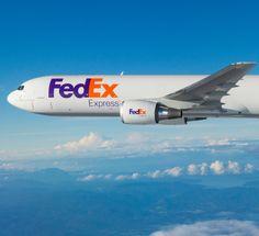 FedEx Boeing 767 freighter