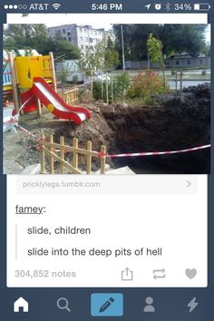 Tumblr funny. This I need this so that the kids in my neighbourhood can just not exist anymore.
