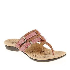 Orthaheel Dr. Weil Women's Clarity Thong Sandals :: Women's Shoes :: Wellness Shoes :: FootSmart
