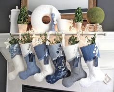 The Blues Christmas Stockings With a heaping helping of Soul & Jazz added to the mix