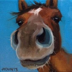Painting horse art oil on canvas 69 ideas - Horse Art, Farm Animal Painting, Art Painting, Animal Art, Oil Painting, Animal Paintings Acrylic, Animal Canvas Paintings, Art, Cute Canvas Paintings