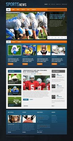 Follow-me on Instagram   Sports News WordPress Theme CLICK HERE! live demo  http://cattemplate.com/template/?go=2lkHiFS