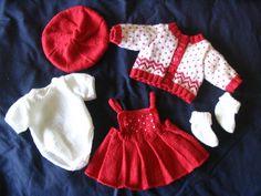 Morgan PDF breien patroon voor Doll kleding door MissMeggyDesigns