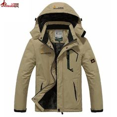 Buy now UNCO&BOROR winter jacket men women`s outwear fleece thick warm cotton down coat waterproof windproof parka men brand clothing just only $37.98 - 39.98 with free shipping worldwide  #jacketscoatsformen Plese click on picture to see our special price for you