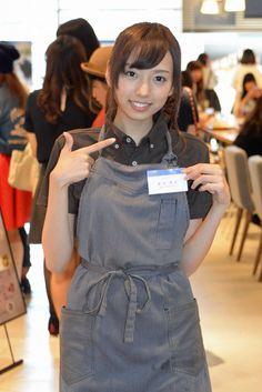 OL兼任アイドルとしても活躍する乃木坂46メンバーの新内眞衣