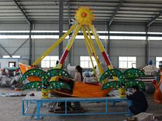Amusement Park pirate ship with 8 seat