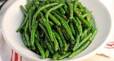 Basil Green Beans (u