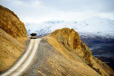 Alaskan roads by Vladlen Tsiskarishvili on 500px