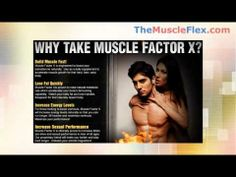 Muscle Factor X Reviews - Speeds Up Your Own Body's Fat Reduction Capability