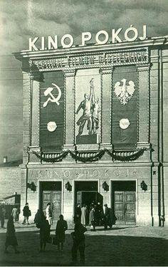 przed 1956 kino pokój białystok