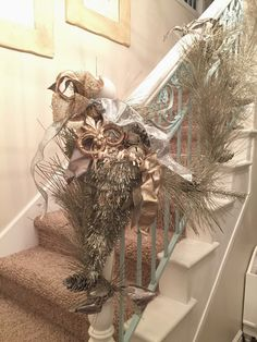 garland for my banister