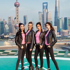 2017年のヴィクトリアズシークレットファッションショーは上海で開催決定