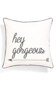 Hey, gorgeous.
