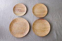 wooden plates |Akihiro|