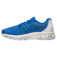 62c70b01fc Nike Air Max 2015 Mens Sneakers Game Royal/Black/White/Blue Legion 698902  400