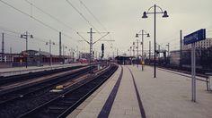 Dresden Hauptbahnhof, 20.04.2015