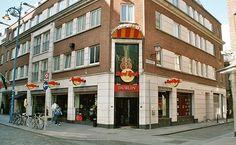 Hard Rock Cafe in Temple Bar, Dublin, Ireland