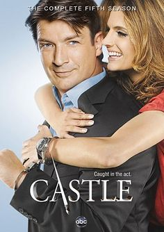 Castle saison 5 en dvd