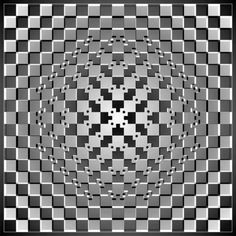 A very neat illusion!