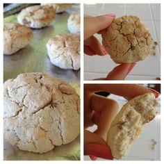 Vegan Coconut Banana Cookies | Blogilates