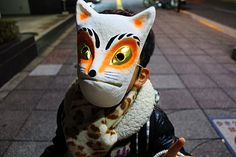 Scene of Oji Fox Parade 3