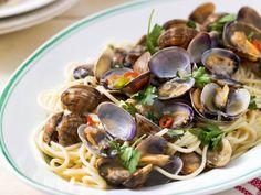 Heerlijke combinatie van pasta met zeevruchten - Libelle Lekker!