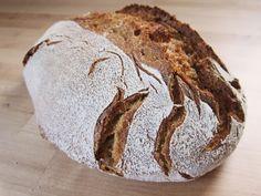 Brot-ohne-Hefe