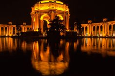 On my 'Places To Go' bucket list. San Francisco Palace of Fine Arts Rotunda