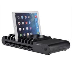 Ugreen 10Port USB Charging Station for iPhone 6 Plus 5S 5C 5 4S,Tablets iPad Air Mini 3 2 1,Samsung Galaxy S6 Edge S6 S5 S4 S3 Note4 3 2 Tab,iPod,Nexus,HTC Android Phones UGREEN http://www.amazon.com/dp/B00QUVCAXI/ref=cm_sw_r_pi_dp_UvJ-vb040R8NT
