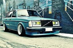 Retro Cars Appreciation (70'S & 80'S) - StanceWorks   I Want the Yellow euro headlights