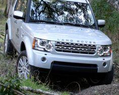 Off-Road Driving Lesson at Biltmore Estate
