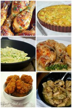 Cuuking! Recetas de cocina: 6 recetas con pollo fáciles ¡Y riquísimas!