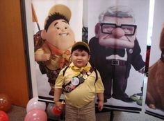 My kid will be as cool as Russell