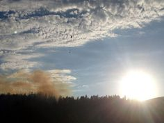 Wildfire season in full swing in Oregon, dozens evacuated, roads closed In Full Swing, Pacific Northwest, Winchester, North West, Acre, Oregon, Weather, Community, Clouds