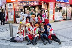 Multi-Talented Japanese Cosplayers: A Job, Not a Hobby