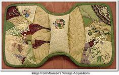 Free Organizer Patterns | Free pattern: Armchair sewing caddy | Needlework News…