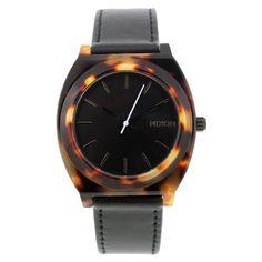 Nixon Men's A328-646 Metal Analog with Black Dial Watch NIXON,
