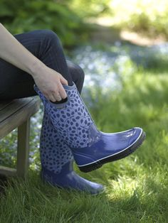 Garden boots from Target Clogs and Garden Shoes Pinterest
