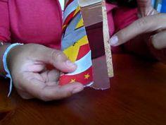 ¿Cómo hacer tu cartera-wallet en papel de revista? Usando celo!