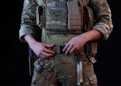 """Garand Thumb: """"Gunfighter"""" Belt Setup"""