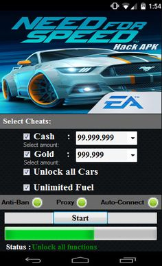 need for speed no limits hack apk download