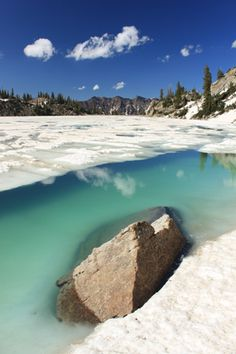 Hike to White Pine Lake in Little Cottonwood Canyon |