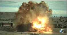 クルマ爆破で、ものすごい衝撃波が発生する動画 : ギズモード・ジャパン