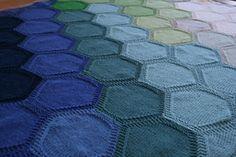 Ravelry: Six'es pattern by Karen S. Lauger