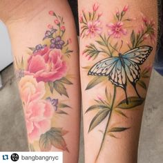 Untitled — I want to be tattooed by #BangBangnyc so bad!!!!...