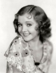 Nancy Carroll, 1931 ~ Adorable